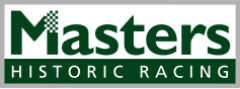 Masters Historic Racing Logo