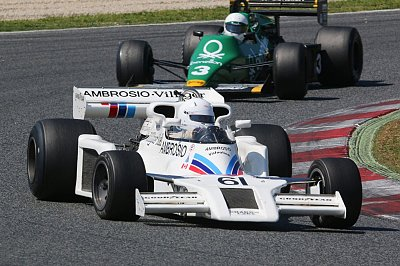 FIA Masters Historic Formula One Race Series