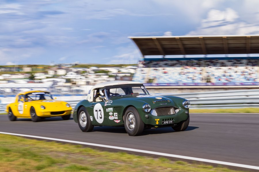 New venues and traditional favourites highlight Masters Historic ...