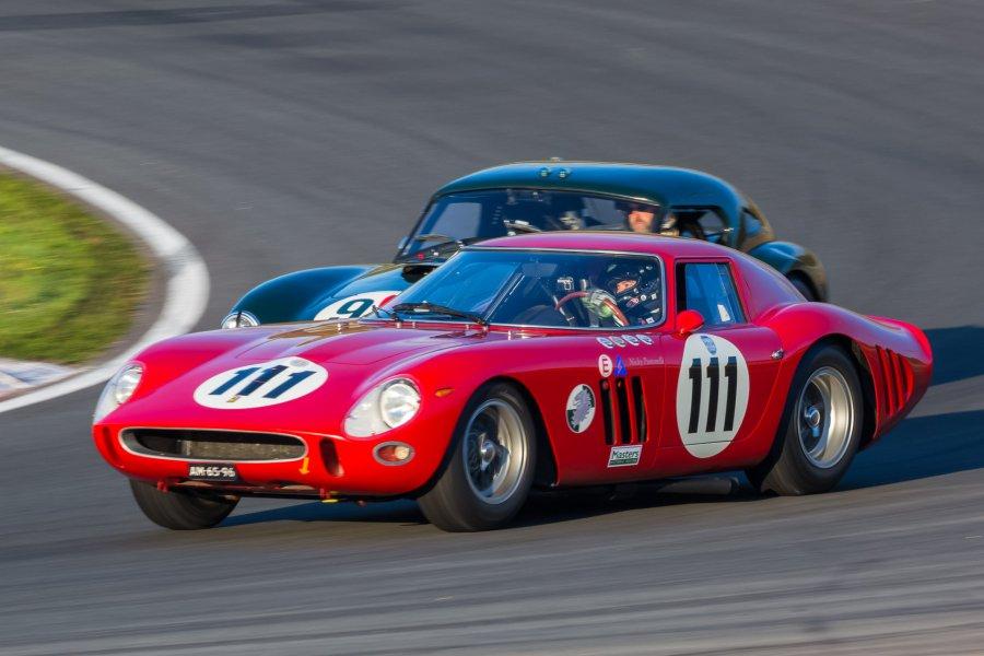 Masters Historic Racing season to kick off Italian style!